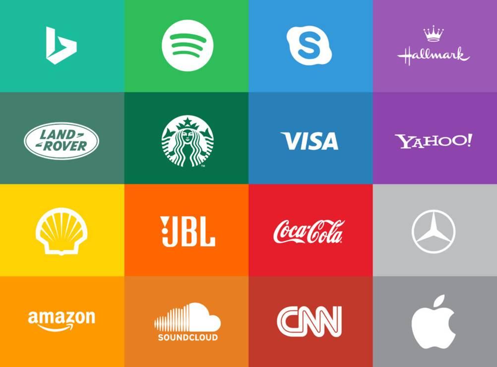 Psicologia das Cores Design - Branding e as cores