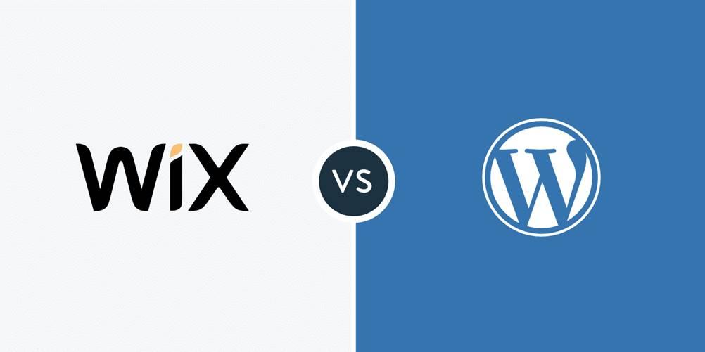 Wix ou Wordpress? 7 dicas para escolher a melhor plataforma ⚡