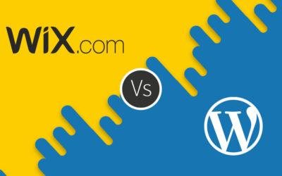 Wix ou WordPress? A melhor plataforma para seu site! ⚡